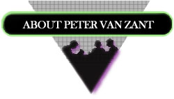 About Peter Van Zant